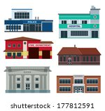 City Departments Buildings...