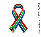 south african flag stripe... | Shutterstock .eps vector #1778166554