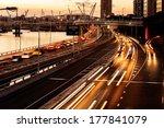 brisbane city traffic | Shutterstock . vector #177841079