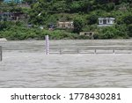 Water Level Gauge At River Hill ...