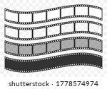 film strip seamless pattern...   Shutterstock .eps vector #1778574974