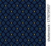 Monotone Blue Pattern Manly...