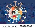 illustrations concept... | Shutterstock .eps vector #1778785067