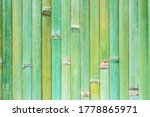 Green Bamboo Background For...