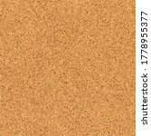 Small photo of Empty blank cork board or bulletin board. Showing close up of corkboard texture. Seamless tiled texture.