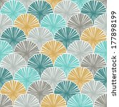 abstract seamless pattern.... | Shutterstock .eps vector #177898199