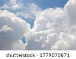 clouds background. blue sky... | Shutterstock . vector #1779070871