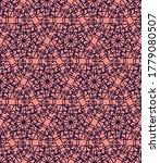 dark rectangular contours are... | Shutterstock .eps vector #1779080507