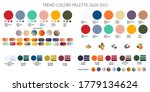 fashion color trend autumn... | Shutterstock .eps vector #1779134624