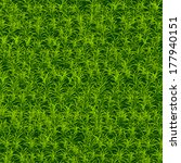 vector green grass background. | Shutterstock .eps vector #177940151