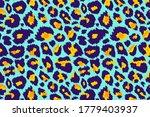 trendy leopard pattern... | Shutterstock .eps vector #1779403937