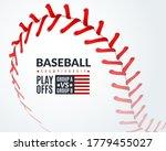 baseball poster. promotion...   Shutterstock .eps vector #1779455027