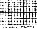 grunge black and white texture... | Shutterstock .eps vector #1779467024