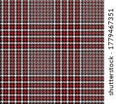 tartan plaid pattern in black ...   Shutterstock .eps vector #1779467351