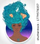 illustration of pisces... | Shutterstock .eps vector #1779578357