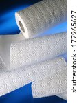 paper towels | Shutterstock . vector #177965627