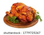 Homemade Chicken Rotisserie On...