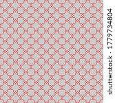 seamless pattern. geometric... | Shutterstock .eps vector #1779734804