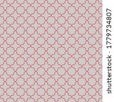 seamless pattern. geometric... | Shutterstock .eps vector #1779734807