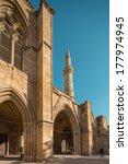 Selimiye Mosque In Nicosia ...