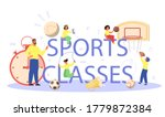 physical education or school... | Shutterstock .eps vector #1779872384