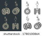 stylized vector illustration of ... | Shutterstock .eps vector #1780100864