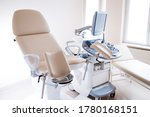 Gynecologist's Chair And...