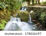 Cascade In Park Horta Labyrint...