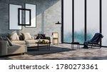 Modern Interior Design Of A...
