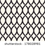 vector seamless pattern. | Shutterstock .eps vector #178028981