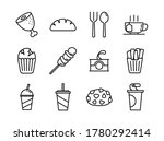 advanced design food and...   Shutterstock .eps vector #1780292414