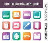 unique home electronics vector...   Shutterstock .eps vector #1780447691