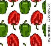 vector seamless pattern with... | Shutterstock .eps vector #1780464104