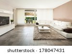 interior  beautiful apartment ... | Shutterstock . vector #178047431