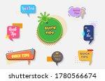 quick tips  tip  trick  faq  q... | Shutterstock .eps vector #1780566674