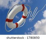Flying Life Preserver For First ...