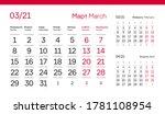 March Page. 12 Months Premium...