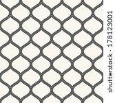 vector seamless pattern. modern ... | Shutterstock .eps vector #178123001