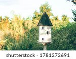 Birdhouses And Bird Feeder...