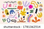 big set of trendy design... | Shutterstock .eps vector #1781362514