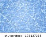 ice texture background. raster... | Shutterstock . vector #178137395