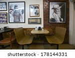 Interior Of Restaurant In Moun...