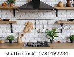 Element Of Kitchen Appliance In ...