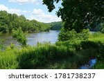 Landscape View Of The Delaware...