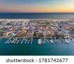Balboa Peninsula In Orange...