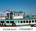 A Cruise Boat On The Ganges...