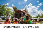 Sakon Nakhon Thailand July 18...