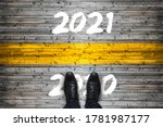 Welcome To 2021  Goodbye To...