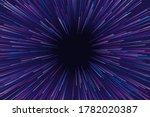 burst blue purple pink with... | Shutterstock .eps vector #1782020387