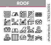 roof housetop material... | Shutterstock .eps vector #1782136331